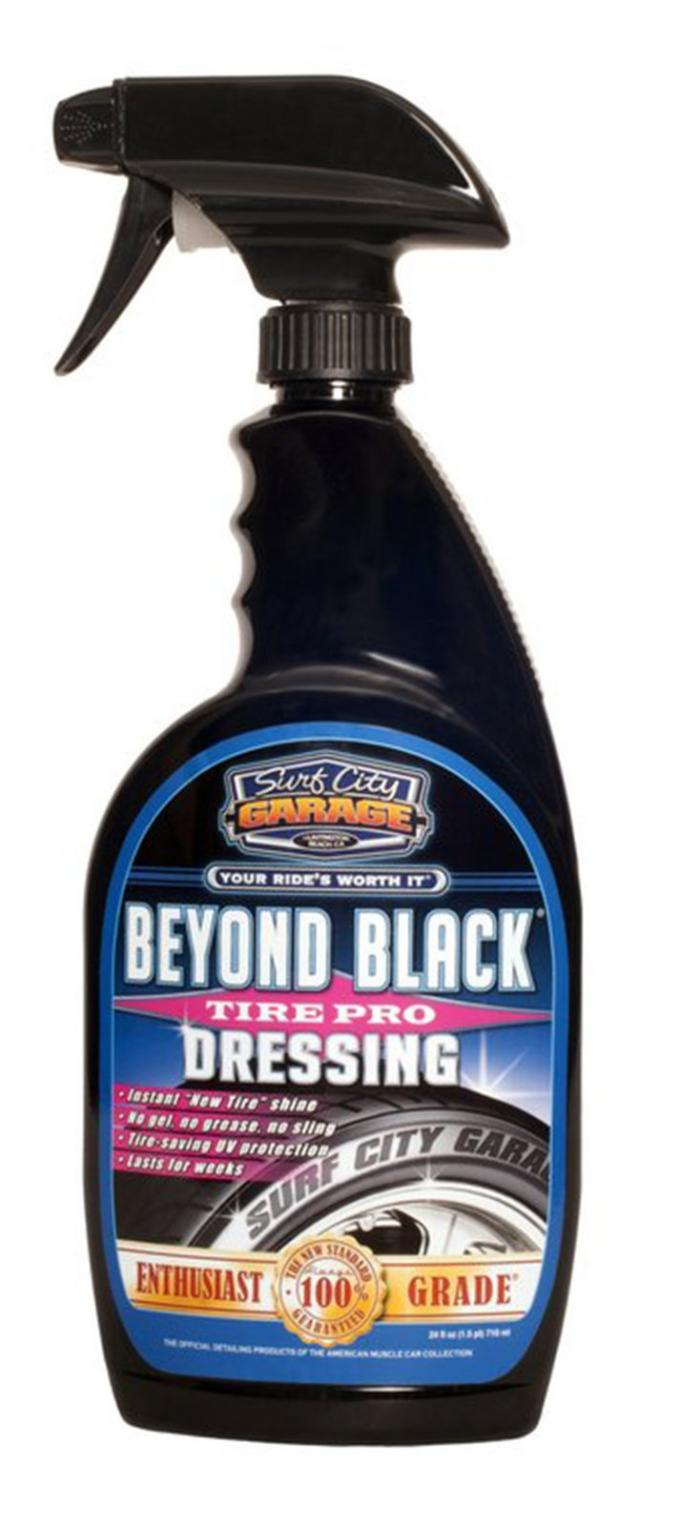 Surf City Garage Beyond Black® Tire Pro Dressing