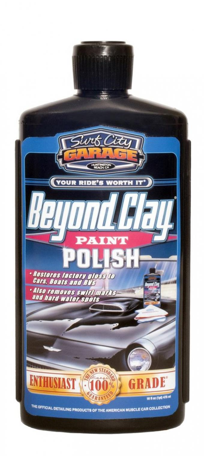 Surf City Garage Beyond Clay® Paint Polish