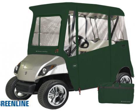 Greenline 2 Passenger Yamaha Golf Cart Enclosure