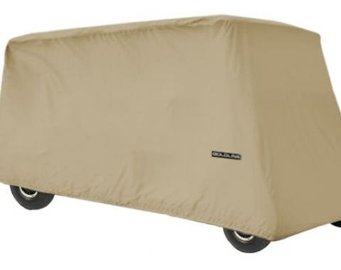 Goldline Heavy Duty Golf Cart Storage Cover, 6 Passenger