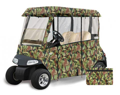 Greenline 2 Passenger Universal Golf Cart Enclosure