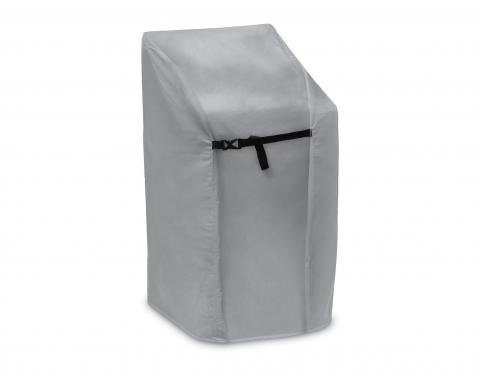 PCI Dura-Gard Stacking Chair Cover, Gray, 33.5W x 26D x 47H in., 1163