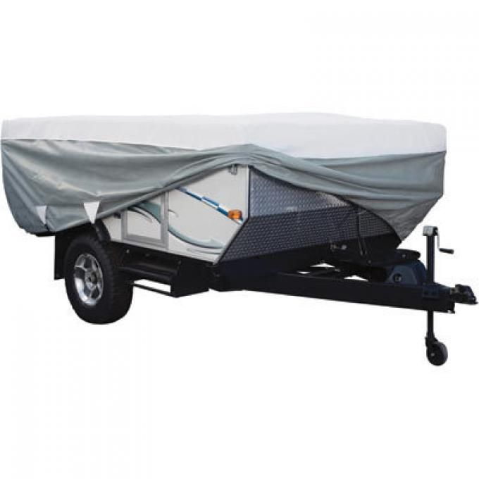 Elite Premium™ Folding Camper Cover, fits 8' to 10'
