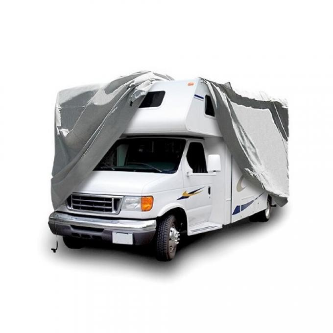 Elite Premium™ Class C RV Cover fits RVs 33' to 35'
