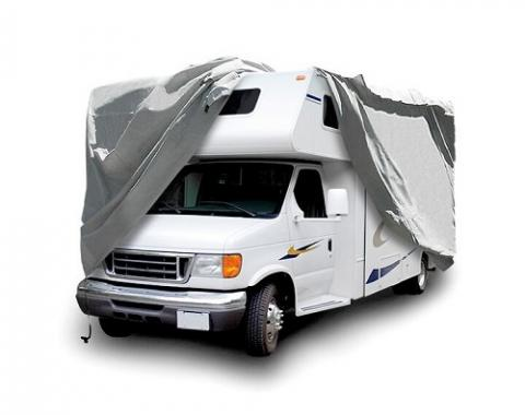 Elite Premium™ Class C RV Cover fits RVs 23' to 26'