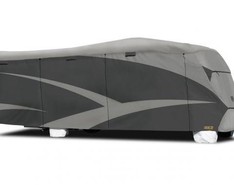 Adco Covers 52845, RV Cover, Designer SFS Aquashed (R), For Class C Motorhomes, Fits 29 Foot 1 Inch To 32 Foot Length Coach, 32 Foot Length x 102 Inch Width x 114 Inch Height, Moderate Weather Protection