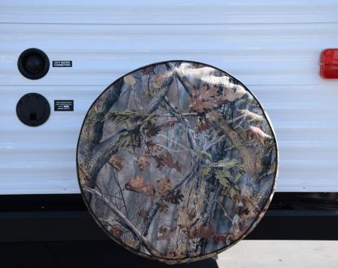 Adco Covers 8759, Spare Tire Cover, Fits 24 Inch Diameter Tires, Camouflage