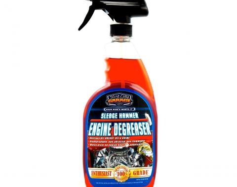 Sledge Hammer® Engine Degreaser, Surf City Garage, 24 Ounce