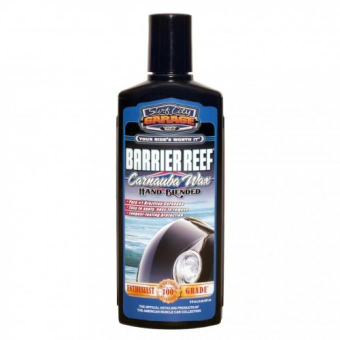 Surf City Garage Barrier Reef® Carnauba Liquid Wax | 8 Ounce