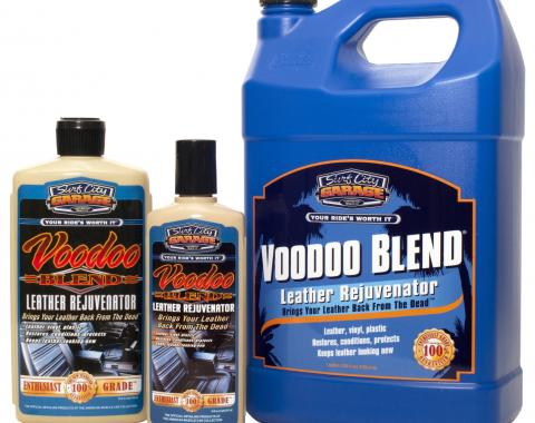 Voodoo Blend™ Leather Rejuvenator, Surf City Garage