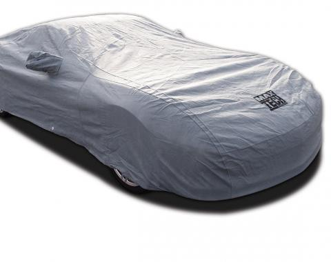 Corvette Car Cover, Maxtech, With Cable and Lock, 1968-1982