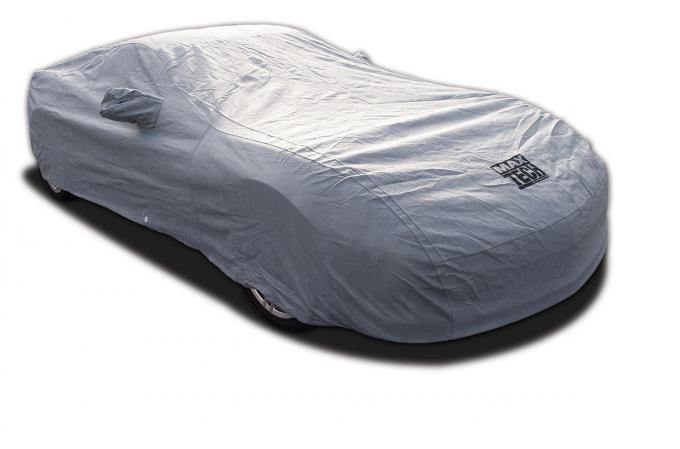 Corvette Car Cover, Maxtech, With Cable and Lock, 1991-1996