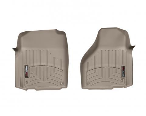 WeatherTech 454651 - Tan FloorLiner(TM) DigitalFit