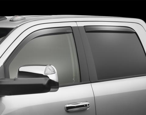 WeatherTech 82503 - Side Window Deflector