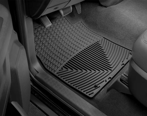 WeatherTech W337 - Black All Weather Floor Mats