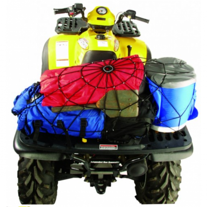 Spidy Gear ATV & Motorcycle Cargo Webb