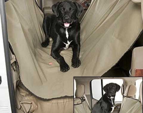 Canine Covers® Dog Rear Seat Hammock