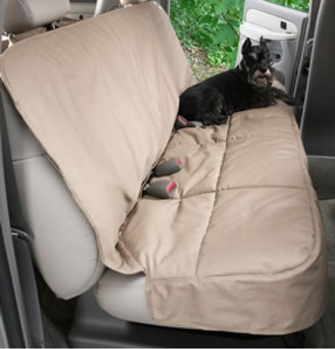 Canine Covers® Semi-Custom Rear Seat Protector