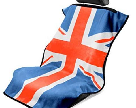 Seat Armour RWB British Flag, Seat Towel, SA100MINIRWB
