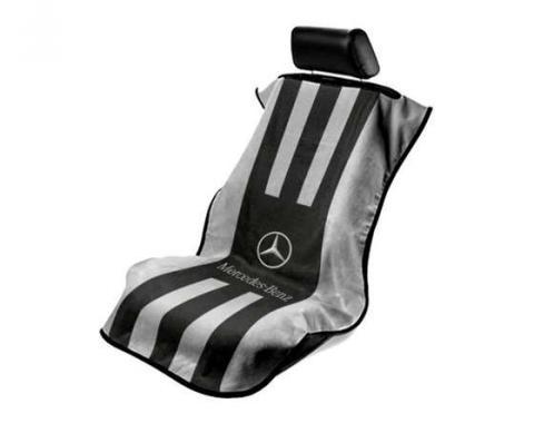 Seat Armour, Universal Towel2Go, Mercedes, Black/Grey, T2GO100BGM