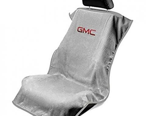 Seat Armour GMC Seat Towel, Grey with Logo SA100GMCG