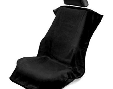 Seat Armour, Seat Towel, Black CST-BLK