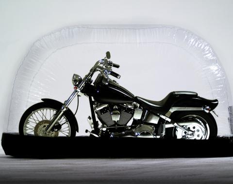 CarCapsule™ Bike Capsule, Indoor