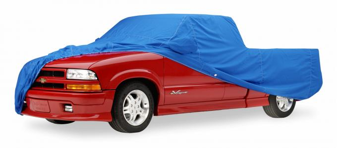 Covercraft Custom Fit Car Covers, Sunbrella Pacific Blue C2477D1