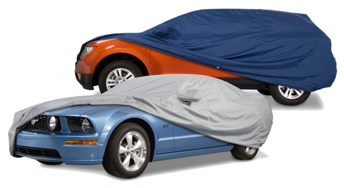 Covercraft 1964-1968 Ford Mustang Custom Fit Car Covers, Ultratect Gray C453UG