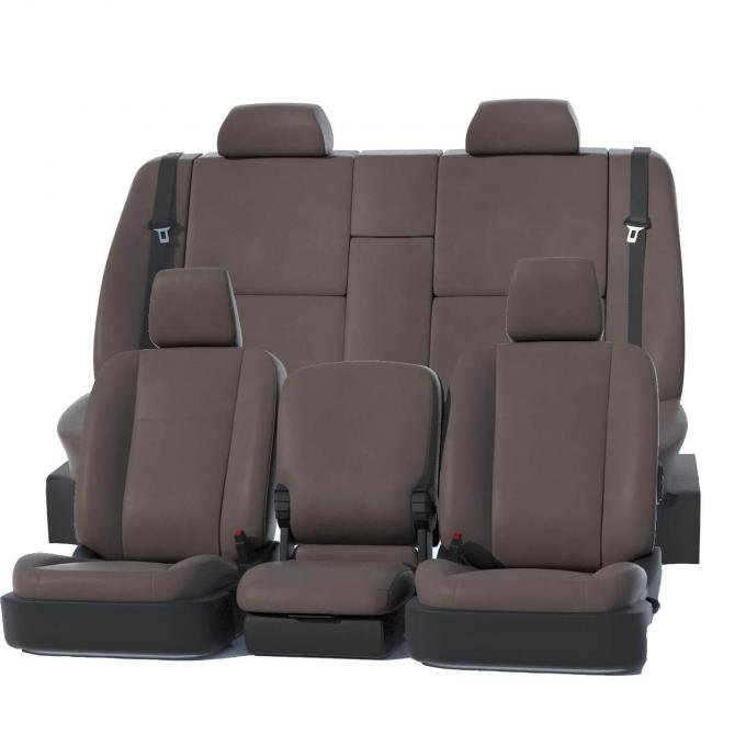 Covercraft Precision Fit Leatherette Third Row Seat Covers GTD1189LTSN