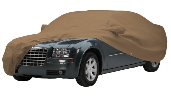 Covercraft 2006-2013 Chevrolet Corvette Custom Fit Car Covers, Block-It 380 Taupe C16678TT