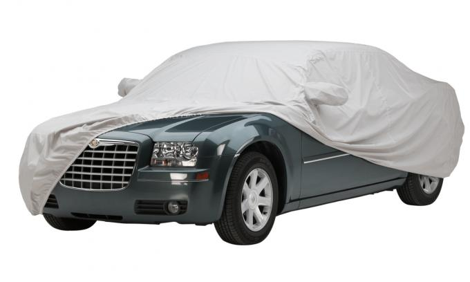 Covercraft 1950-1951 Hudson Pacemaker Custom Fit Car Covers, WeatherShield HP Gray C6121PG