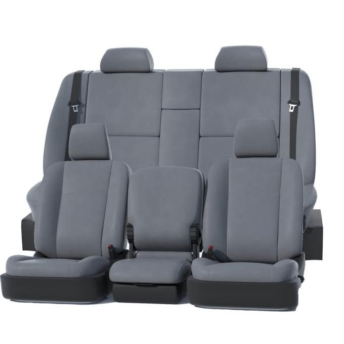 Covercraft Precision Fit Leatherette Second Row Seat Covers GTF226LTMG