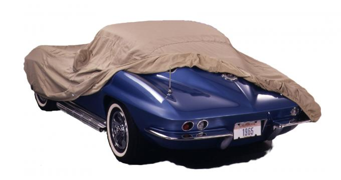 Covercraft 1984-1989 Nissan 300ZX Custom Fit Car Covers, Tan Flannel Tan CB41TF