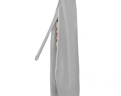 PCI Dura-Gard Patio Umbrella Cover, Large, 8.5' - 11', Gray, 1174