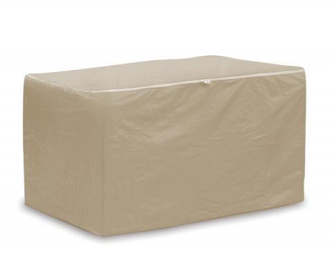 PCI Dura-Gard Waterproof Storage Bag for Chaise Lounge Chair Cushions, Tan, 75W x 28D x 28H, 1182-TN