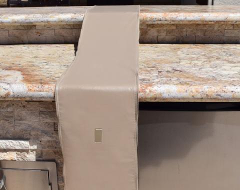 """PCI Dura-Gard Outdoor Kitchen, 12"""" Extension Piece, 12L x 44W x 40H, 1427-TN"""