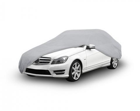 Elite Premium™ Waterproof Indoor & Outdoor Universal Car Cover