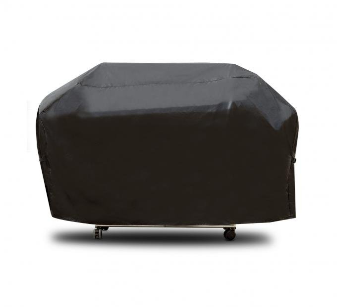 PCI Dura-Gard Medium Universal Barbecue Grill Cover, Black, 44W x 18D x 38H, 1092