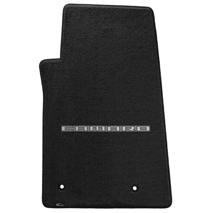 Lloyd Mats 2010-2015 Chevrolet Camaro Camaro 2010-on 4 Piece Mats Ebony Ultimat Camaro Logo 600004