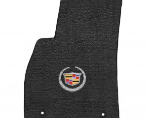 Lloyd Mats 2013-2019 Cadillac XTS Xts 2013-on 2 Piece Mats Ebony Ultimat Cadillac Logo 600092