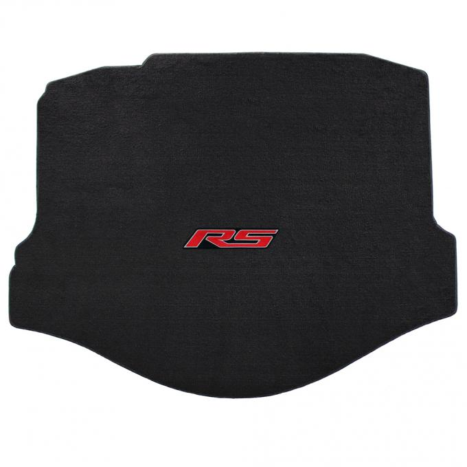 Lloyd Mats 2010-2015 Chevrolet Camaro Camaro 2010-on Coupe Trunk Mat Ebony Velourtex RS Logo 620009