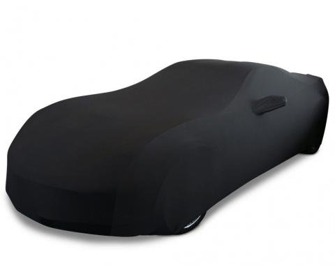 Corvette Ultraguard Stretch Satin Indoor Car Cover, 2005-2013